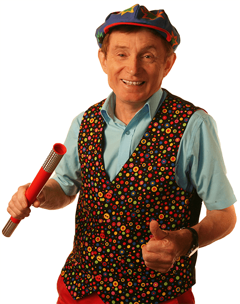 Gerry,children's entertainer
